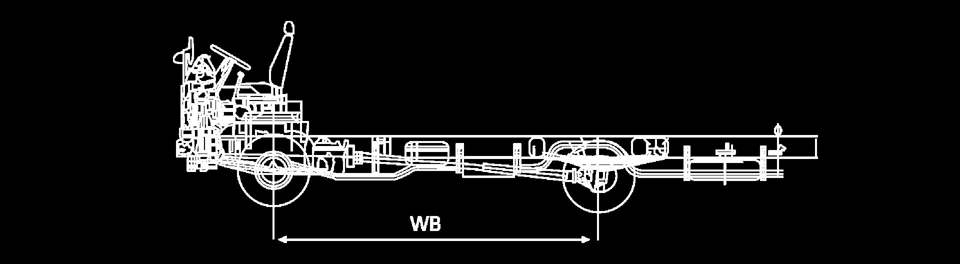 render wb camion de carga