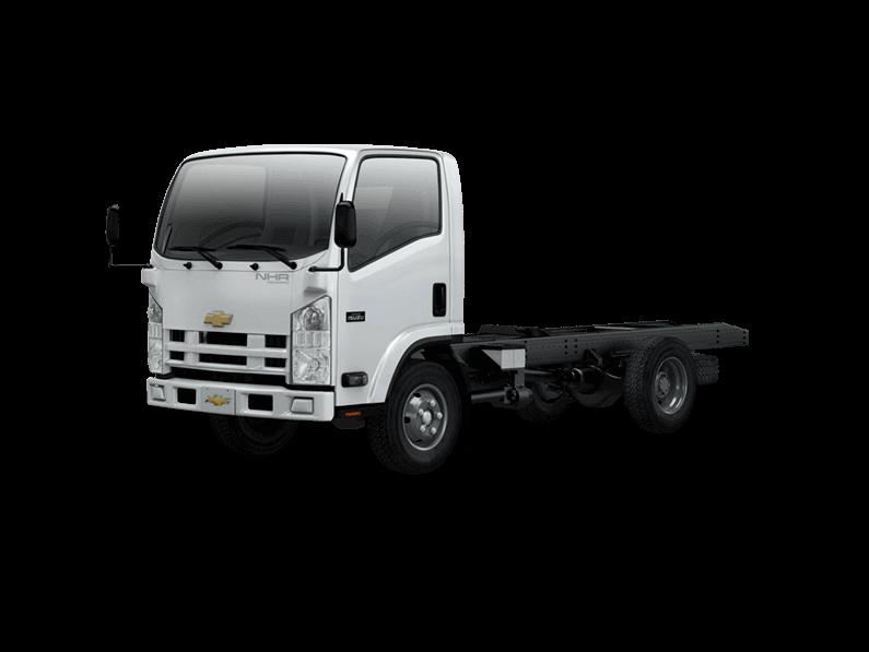 camion de chevrolet 2018