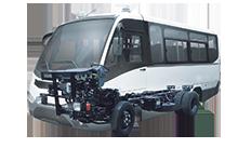 Microbus Serie NKR Reward Chevrolet