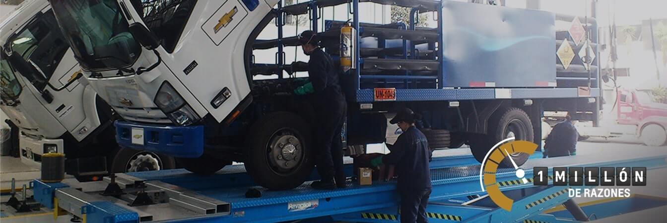 cabina de camion chevrolet