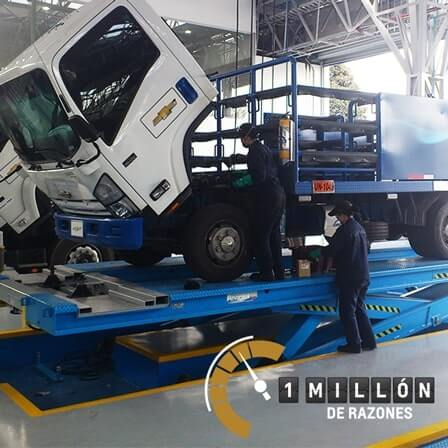 repuesto camion chevrolet
