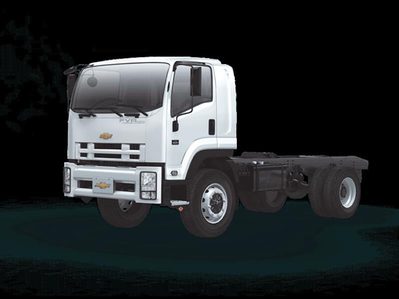 camion de chevrolet carga