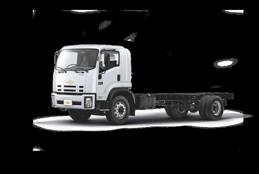 camion de carga en chevrolet