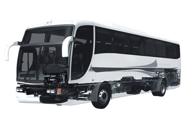 buses de chevrolet