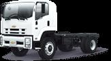 camion de carga seis ruedas