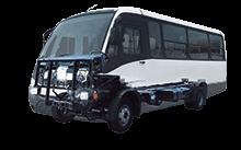 bus de chevrolet para transportar pasajeros